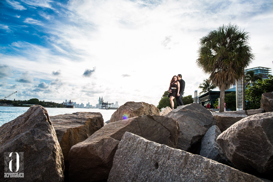 South Pointe Miami Beach Engagement Session-003