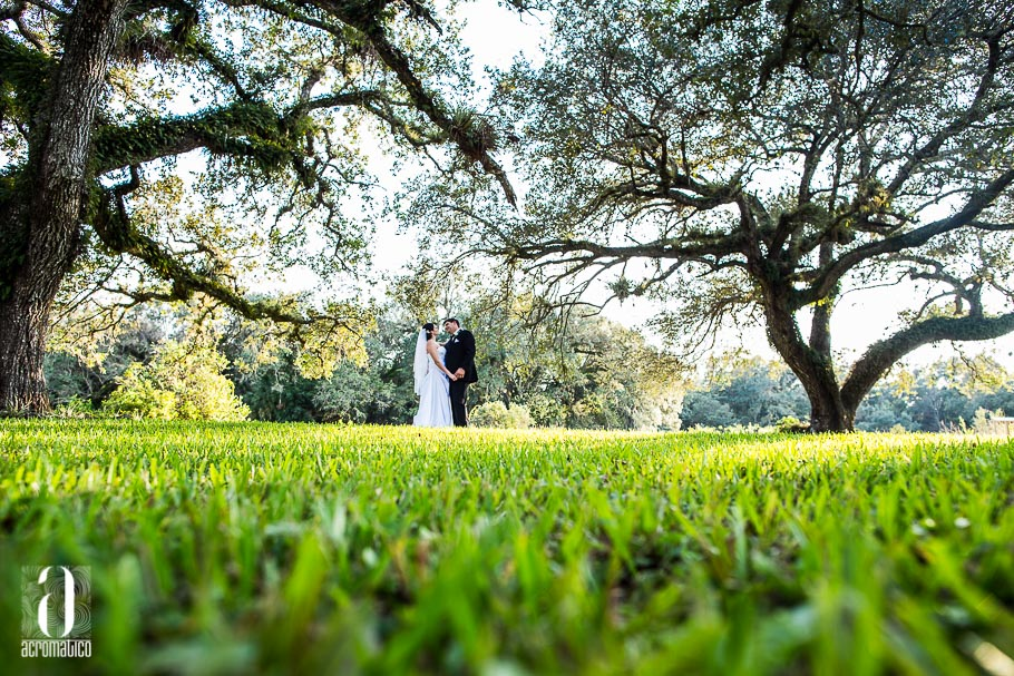 Long Key Nature Center Wedding Pictures