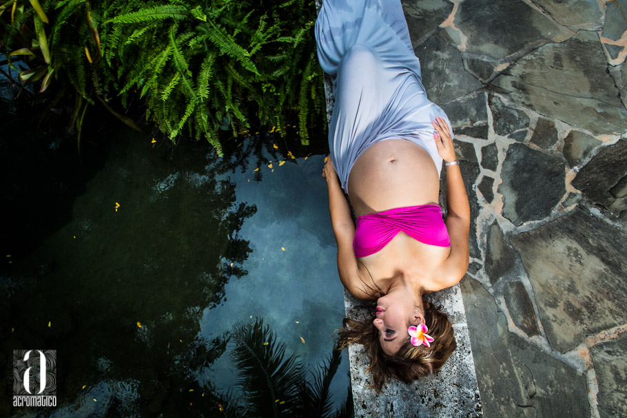 The Secret Garden Maternity Session-001