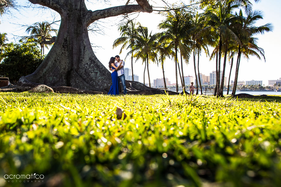 Flagler museum engagement