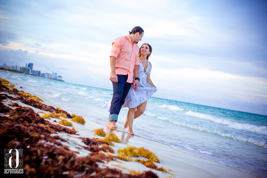 South Pointe Miami Beach Engagement Session-012