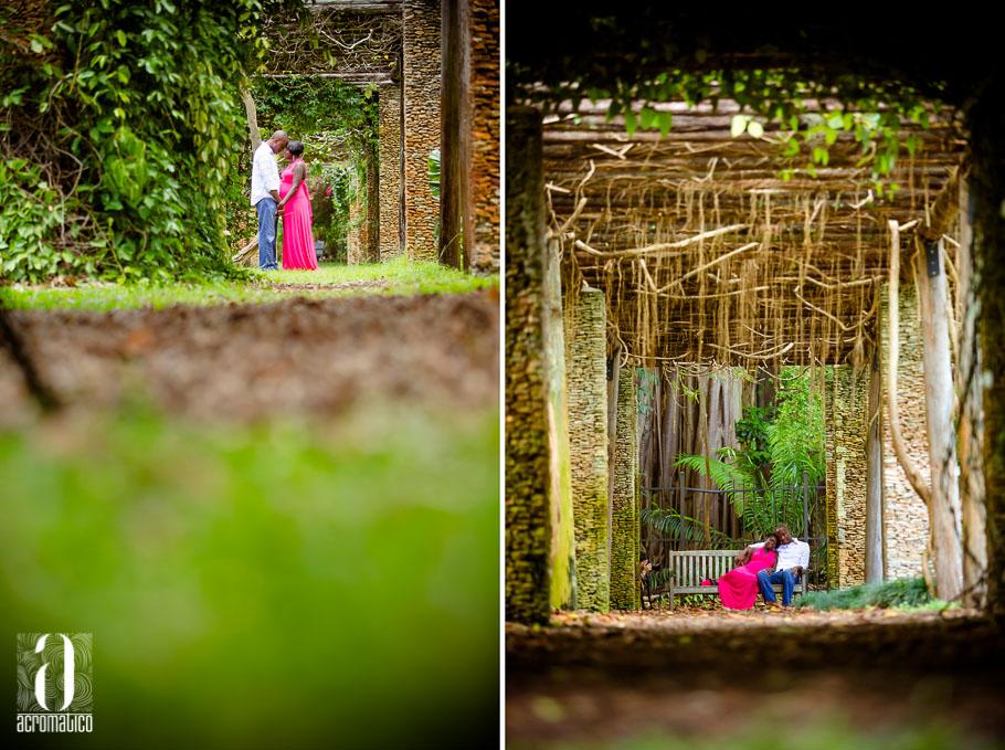 Kindlee + Donald  Fairchild Tropical Botanic Garden Maternity ...