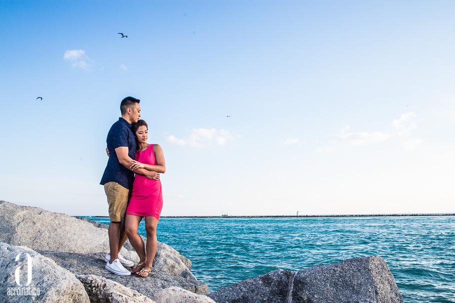 South Pointe Park Engagement-024
