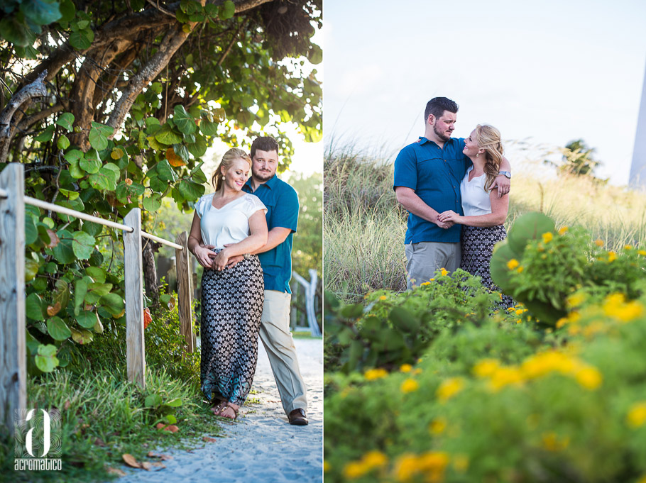 Bill Baggs State Park Engagement Session-007