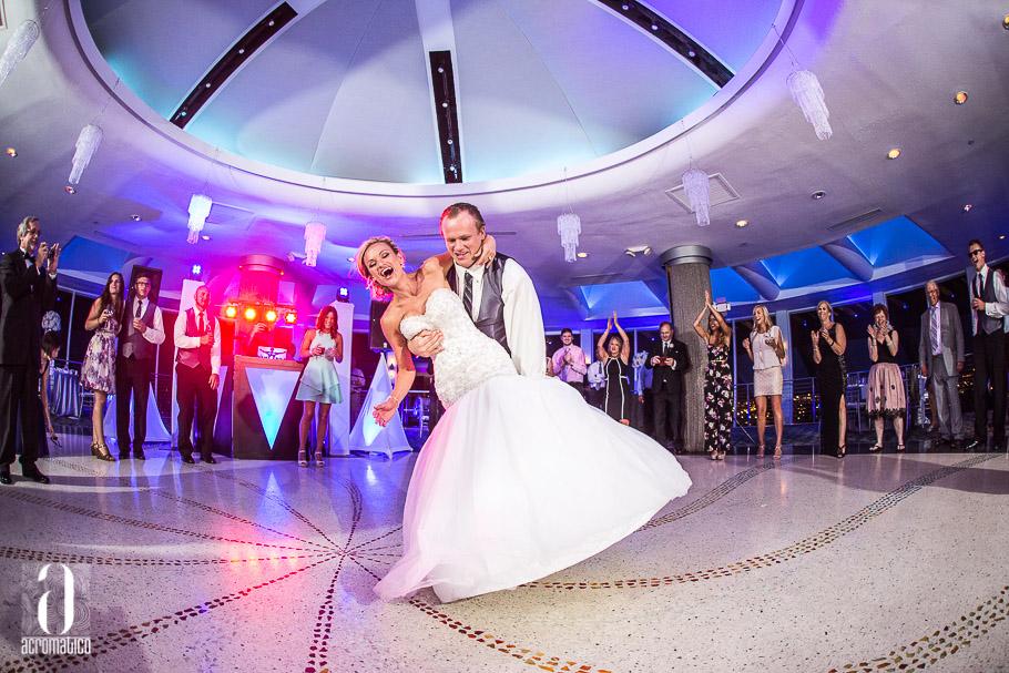 Hyatt Regency Pier 66 Wedding 058