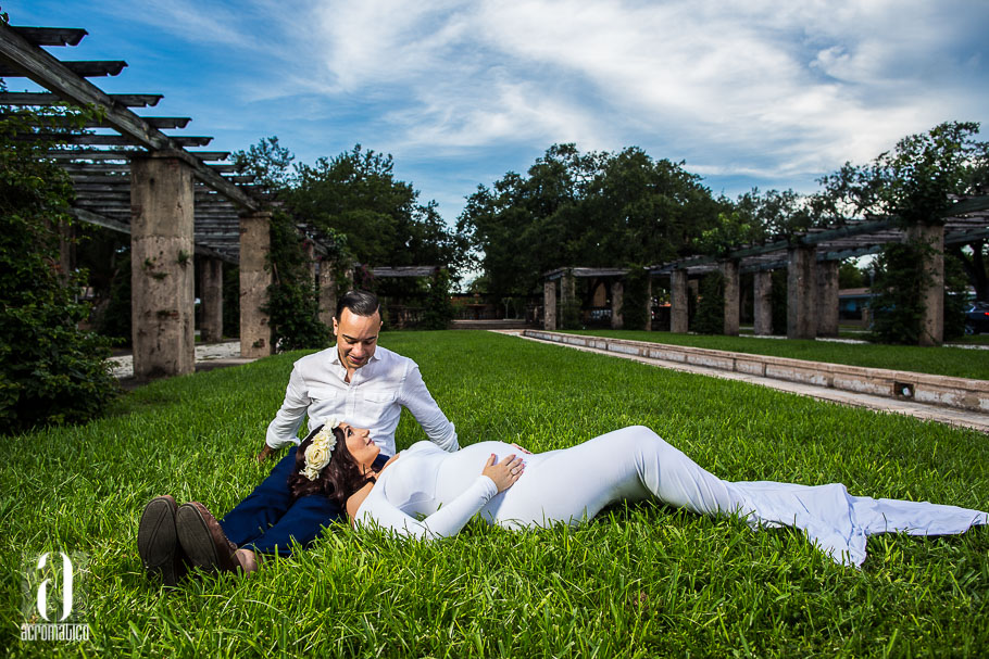 Prado Entrance Coral Gables Maternity Session-013