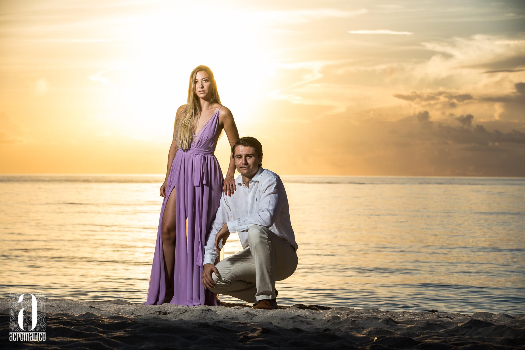 Lauderdale by the sea engagement session