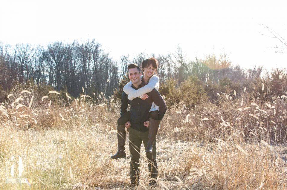 New York Engagement | Jemma + Luke