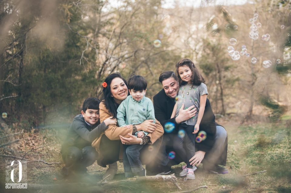 Virginia Family Session | The Garcia's