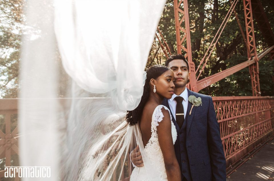 New Milford, CT - Fall Wedding | Si + Marcos
