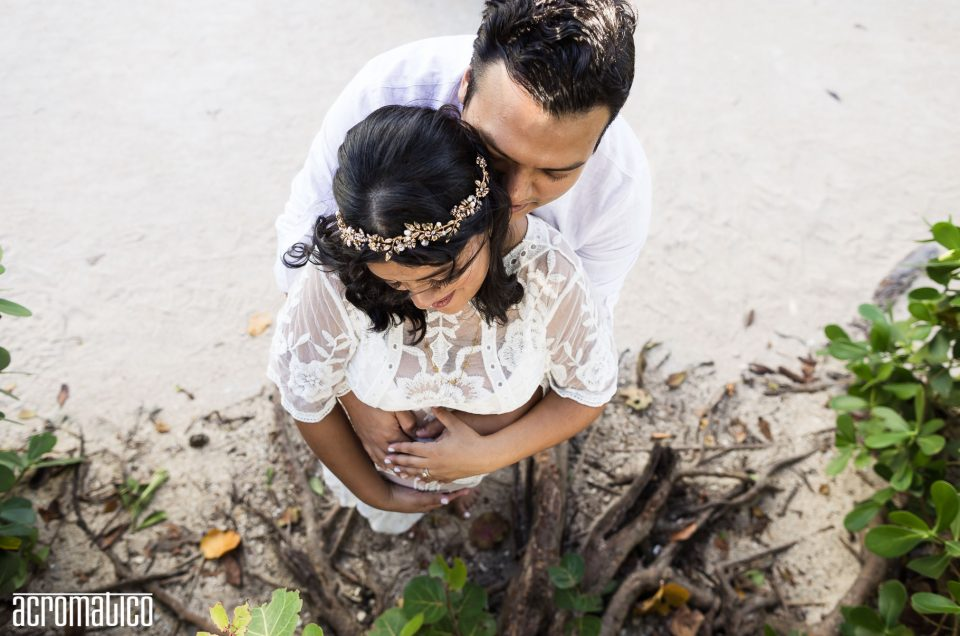 Bal Harbour Maternity Session | Jessica + Danny