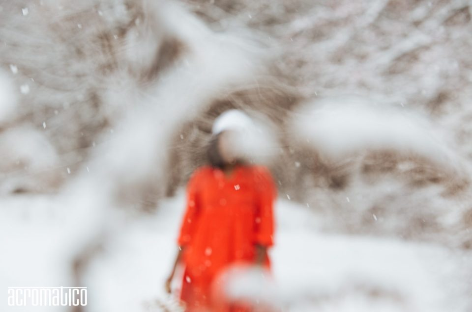 Pawling, NY - Snow Portrait | Tifah