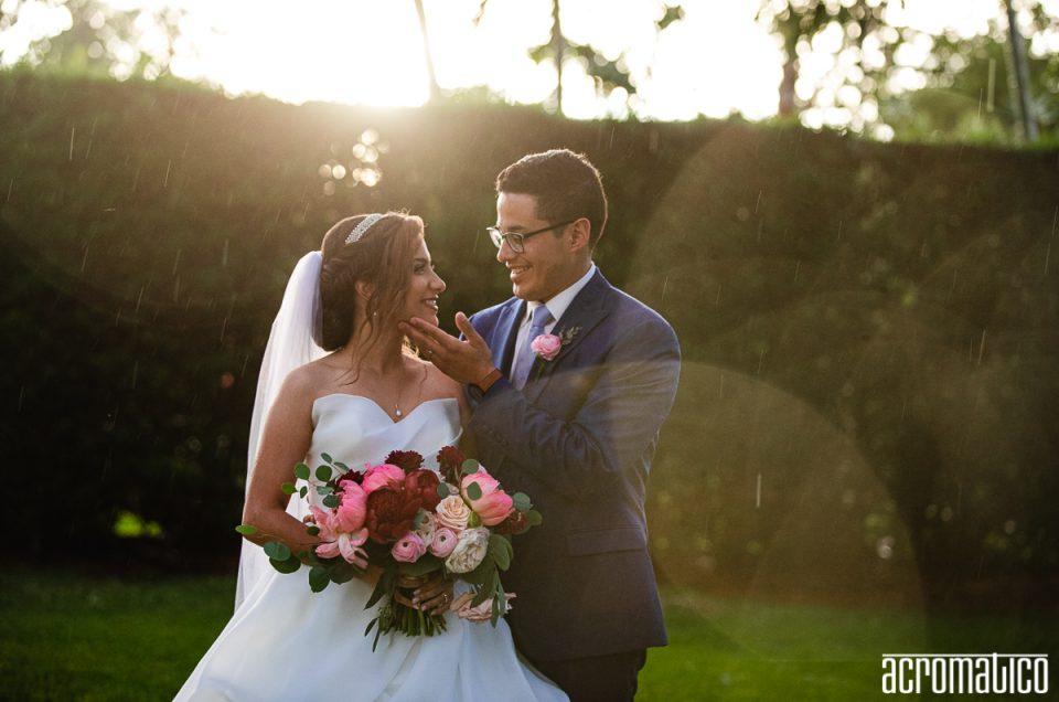Garden Wedding | Lisay + Alex