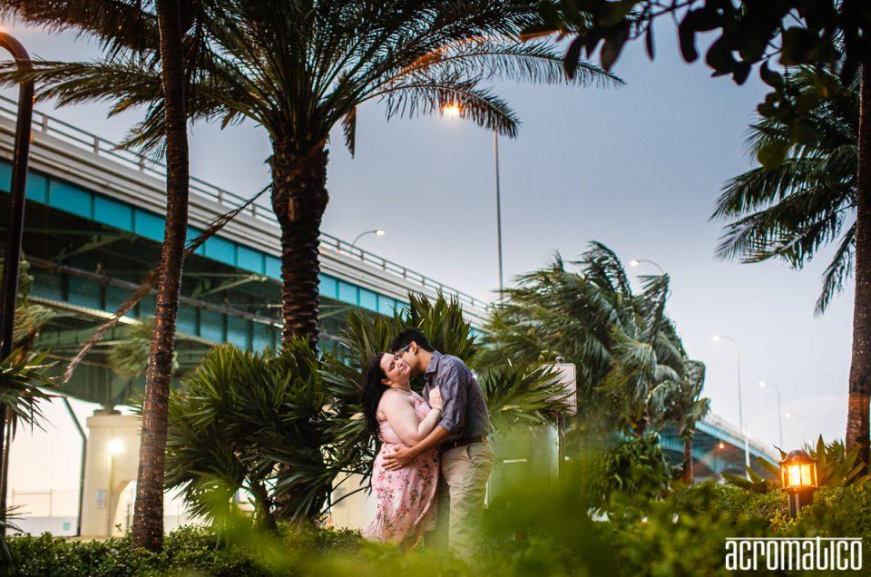 The Ritz-Carlton Bal Harbour Engagement | Jessica + Kiran