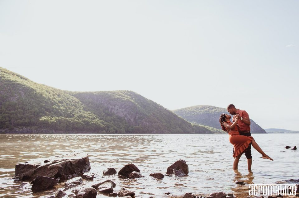 Cold Spring, NY - Engagement | Tammy + Tay