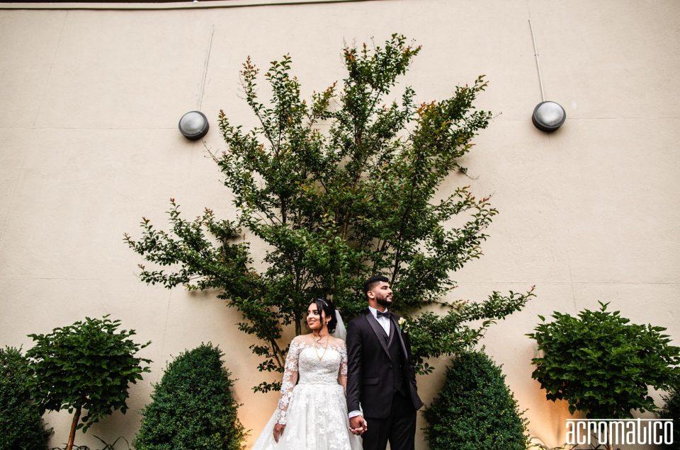 Terrace On The Park Indian Wedding, NY - Tintu + Nemo