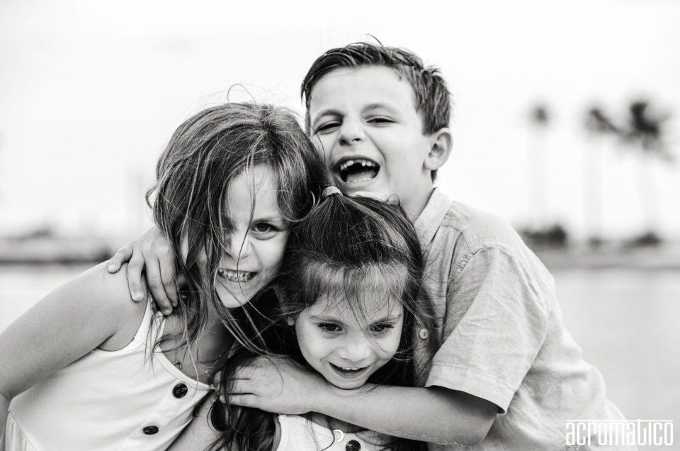 Matheson Hammock Park Family Portrait | Cardiello Family